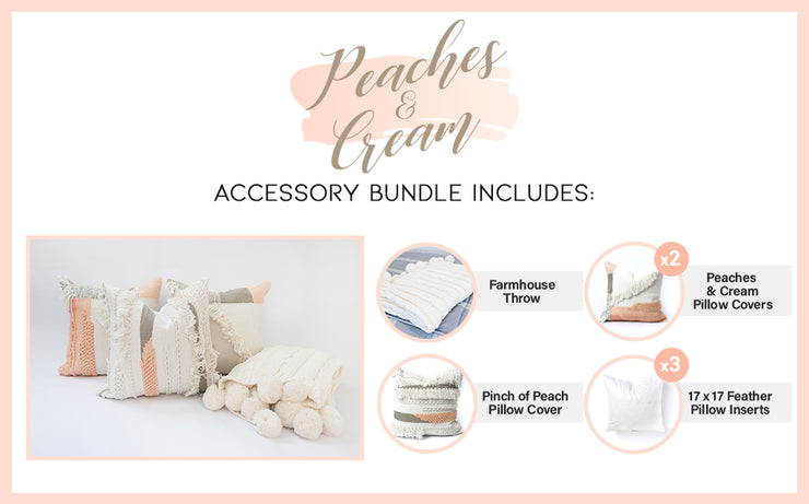 Peaches and Cream Bundle