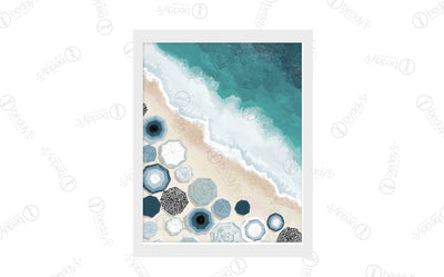 Chic Beach Artwork Download