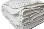 Gray Dots Blanket - EST. SHIP DATE 8/17-8/31