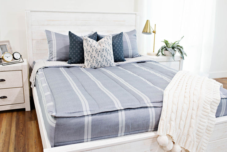 Simple Stripes Sham