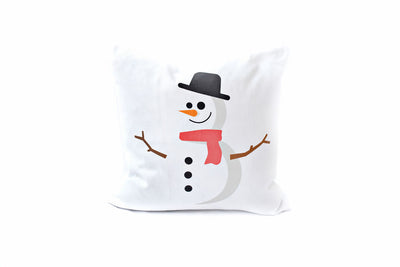 January Snow Buddy Pillow Palooza