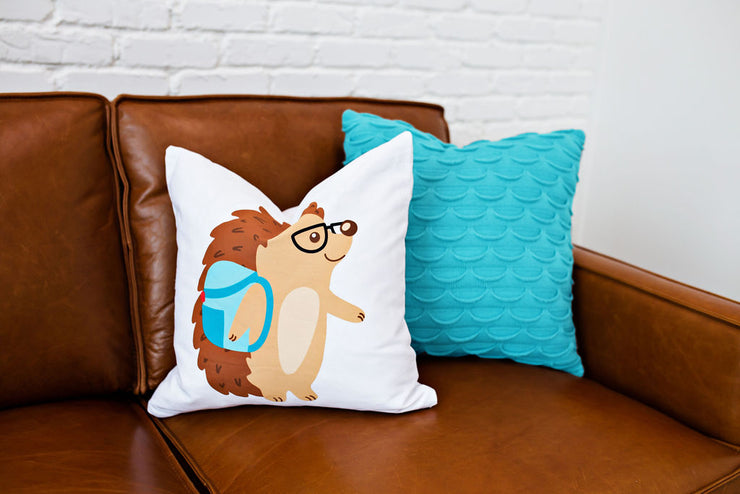 September School is Cool Pillow Palooza
