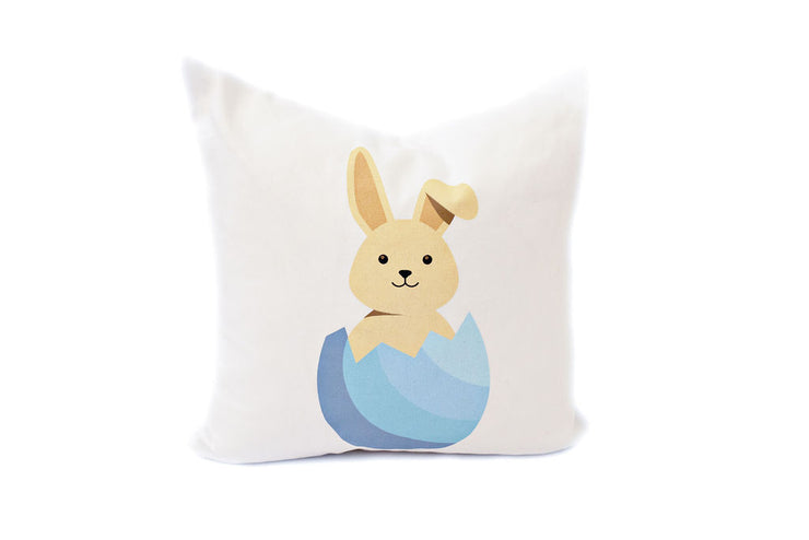 April Eggcited for Spring Pillow Palooza