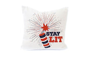 July Stay Lit Pillow Palooza