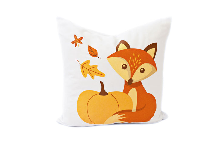 November Foxy Fall Pillow Palooza