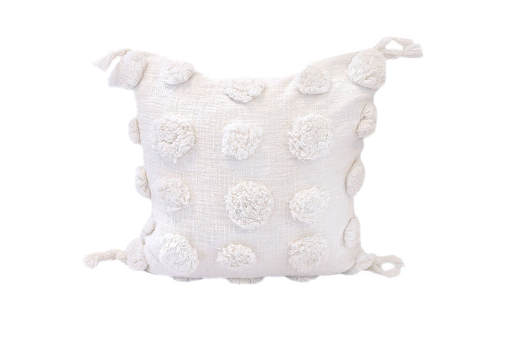 Poppin' Polka Cream Medium Pillow Cover (Sold out, coming February-March)