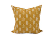 Harvest Mustard Euro Pillow Cover