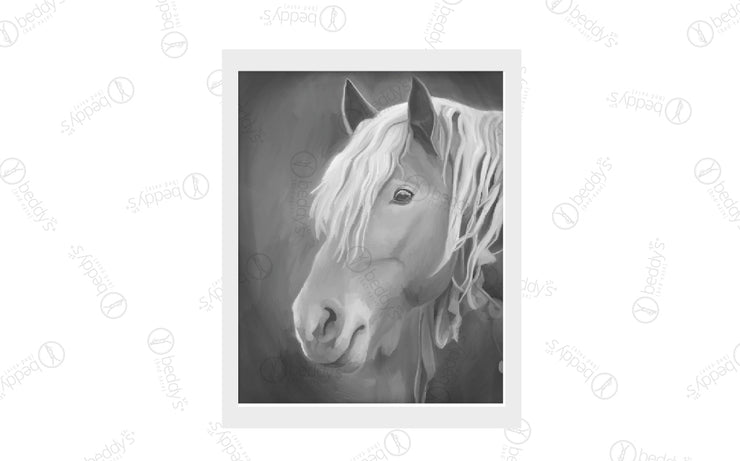 Painted Stallion Artwork Download