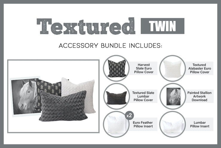 Textured Accessory Bundle
