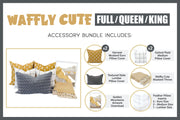 Waffly Cute Accessory Bundle