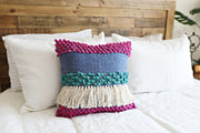 On the Fringe Pillow Cover