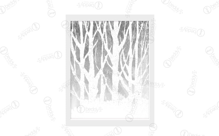Winter Woods Artwork Download