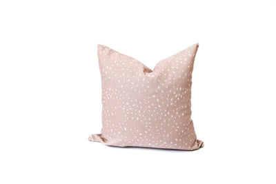 Blushed Cotton Pillow Cover