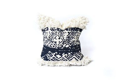 Indigo-Go Pillow Cover