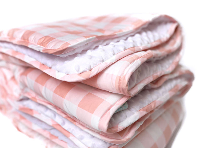Pink Sugar Large Blanket