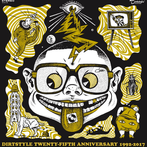"DIRT STYLE 25TH ANNIVERSARY 12""- 2LP"