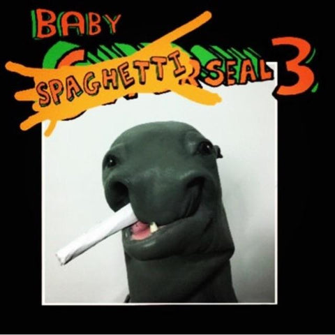 Baby Superseal 7 (Digital) Fresh Pressed Fish