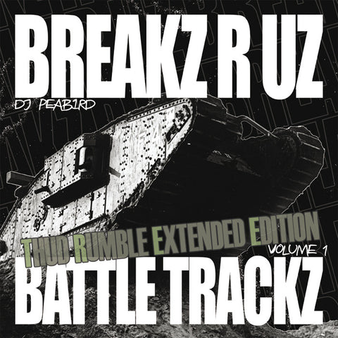 Battle Trackz Vol. 3