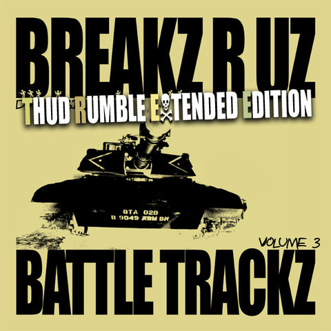 Battle Trackz Vol. 1