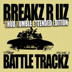 Battle Trackz Vol. 3 - Thud Rumble