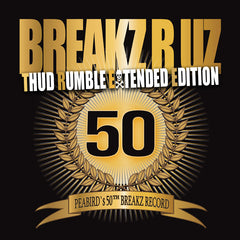 DJ Peabird's 50th Breakz Record - Thud Rumble