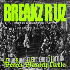 The Secret Skratch Circle - Thud Rumble