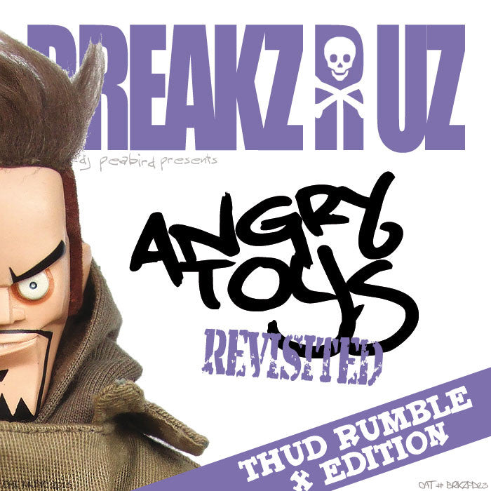 Angry Toys Revisited - Thud Rumble