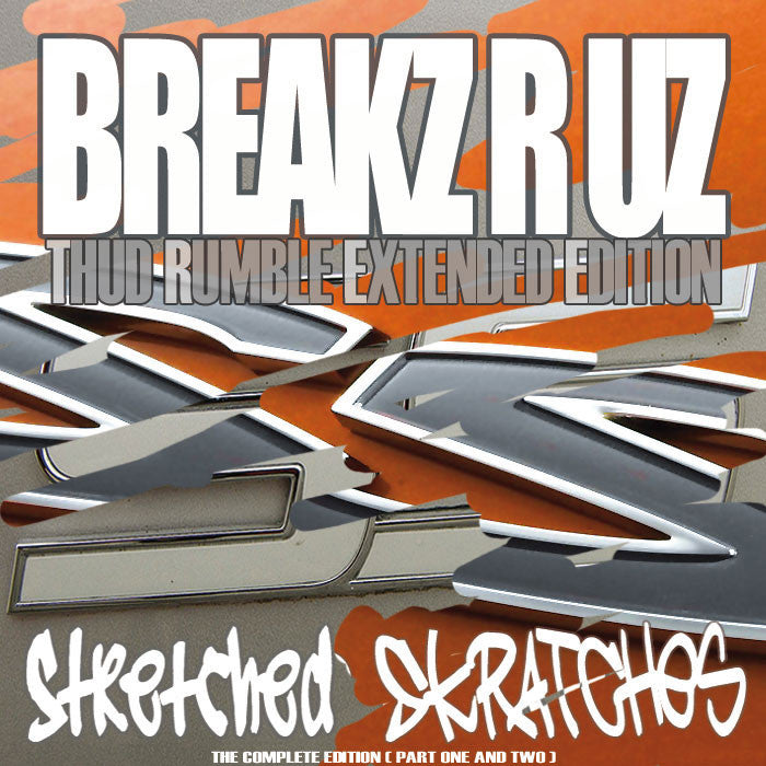 Stretched Skratches - Thud Rumble
