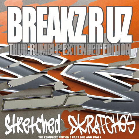 Shut Up And Skratch