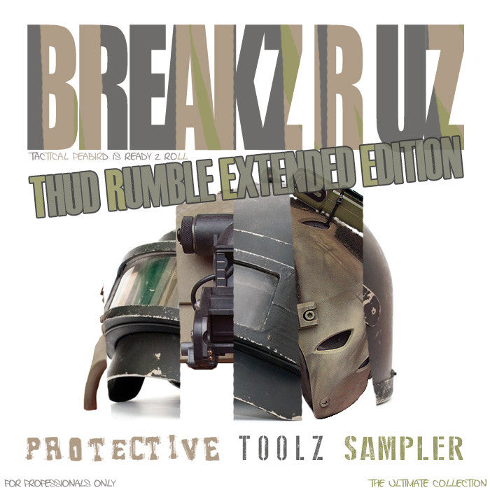 Protective Toolz Sampler - Thud Rumble