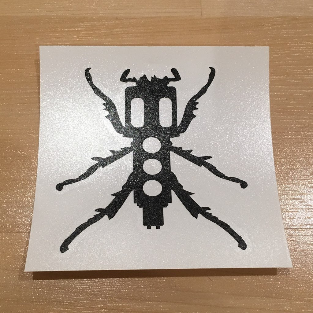 Beedle Decal Transfer Sticker!