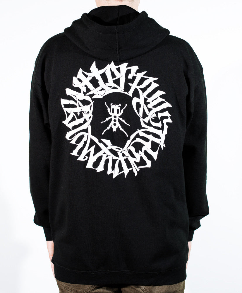 Guess Tag Hoodie - Thud Rumble - 1