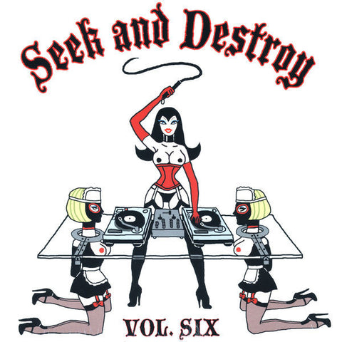 Seek & Destroy Vol. 6 - Thud Rumble