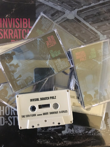 'The 13th Floor' - Cassette - Thud Rumble