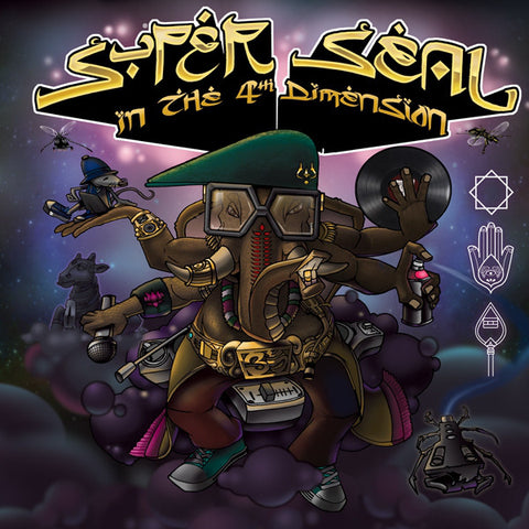Superseal In the 4th Dimension (digital) Super Seal 4D