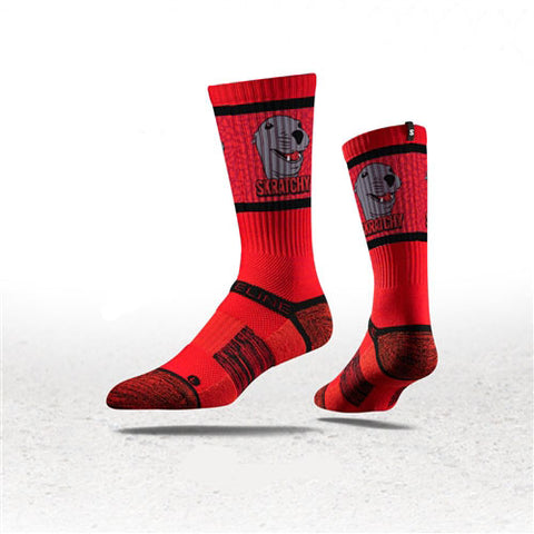 Seal Strut Socks - Thud Rumble