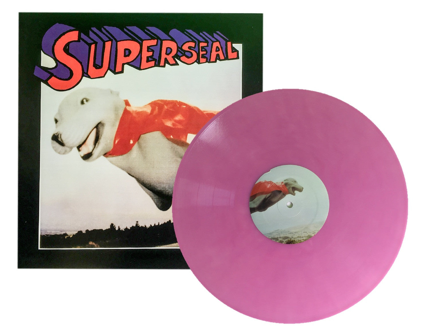 Superseal purple vinyl!🔥SOLD OUT🔥