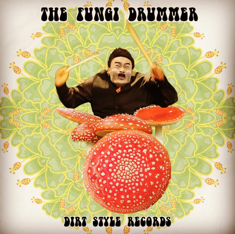 The Fungi Drummer (digital download)
