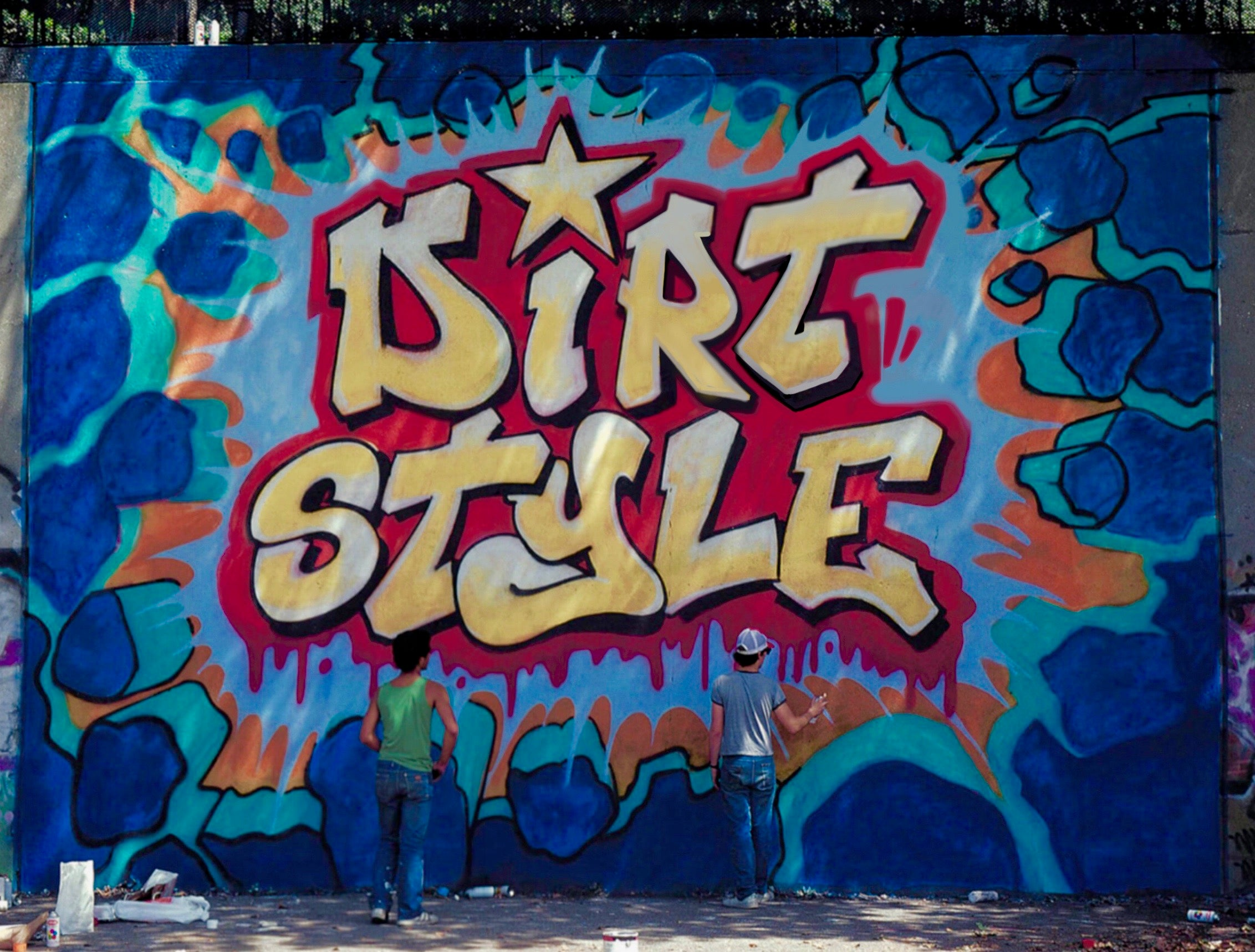 Wild Style Dirt Style