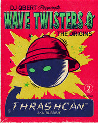 """THRASHCAN"" from the upcoming album ""WAVE TWISTERS ZERO: The Origins"""