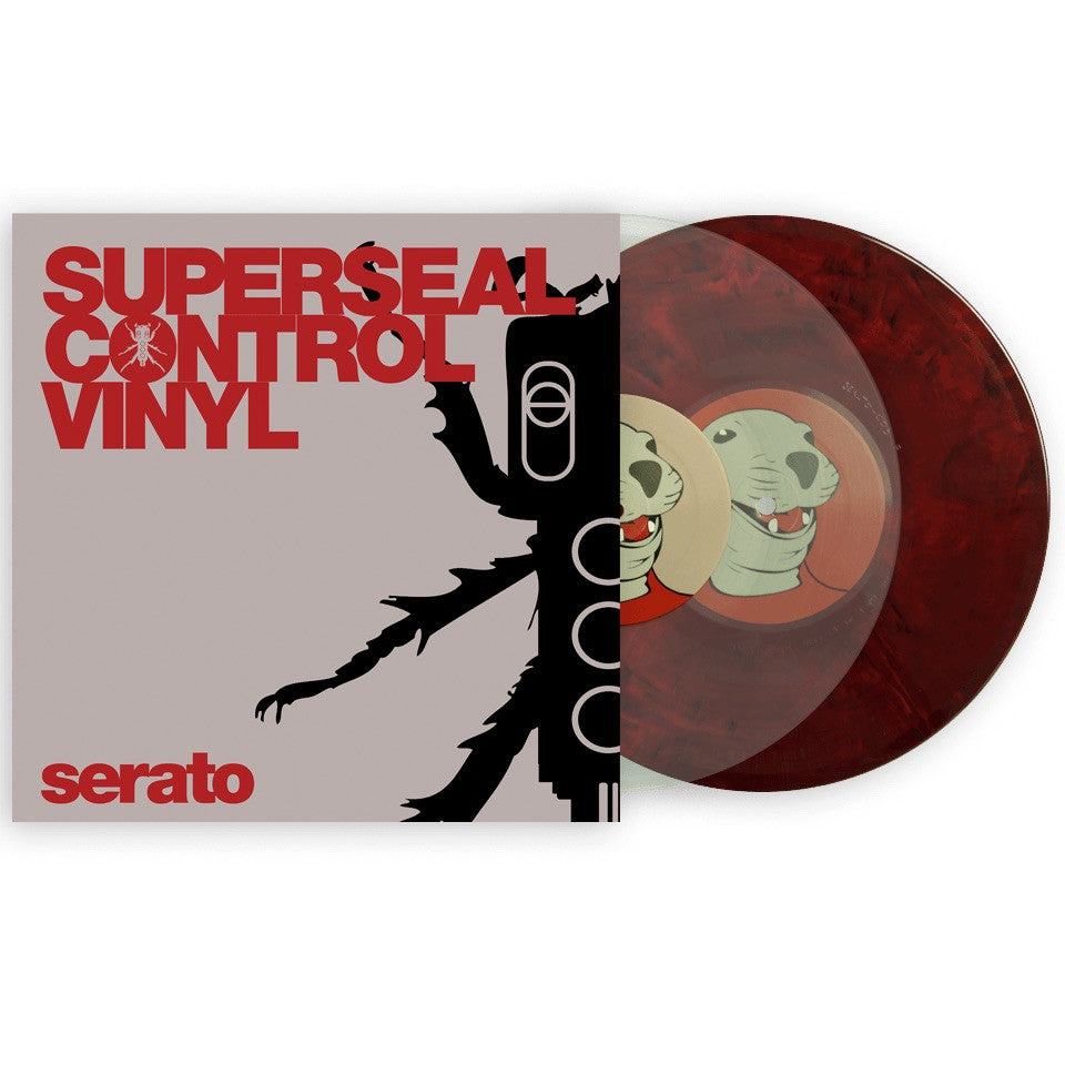 SUPERSEAL Serato - 10""