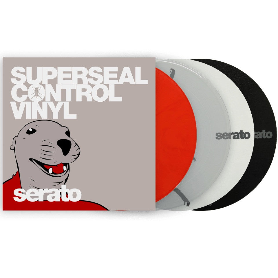 SUPERSEAL Serato 6 Pack