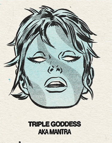 #12 Triple Goddess (Mantra) Single From Origins/Wave Twisters Zero (Digital download)