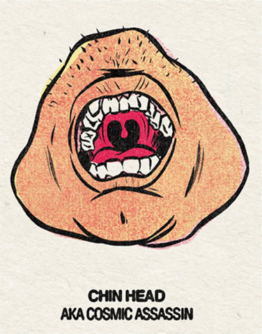 #13 Chin Head (Cosmic Assassin) Single From Origins/Wave Twisters Zero (Digital download)