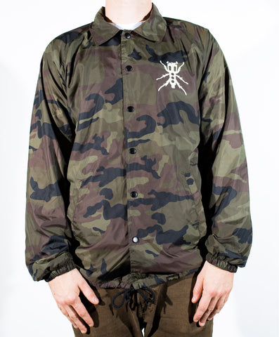 Worldwide Windbreaker Jacket - Thud Rumble - 1