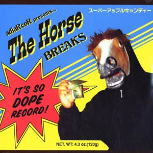 The Horse Breaks - Thud Rumble