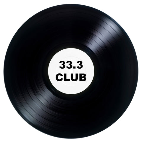 Thud Rumble's 33.3 Club Early Bird