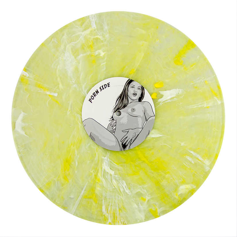 NEW! - Cop Porn Breaxxx (Yellow/White/Clear)