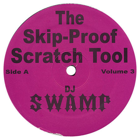 The Skip-Proof Scratch Tool Volume 3 - Thud Rumble