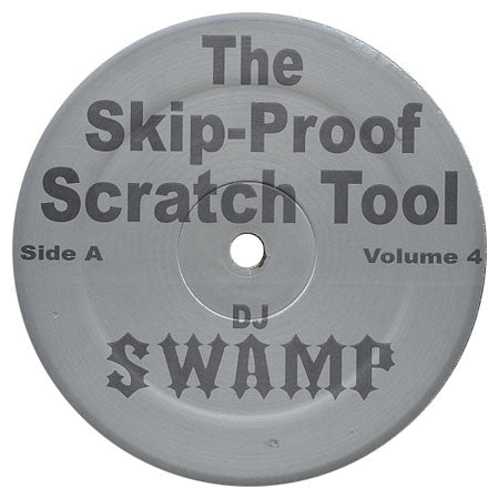 The Skip-Proof Scratch Tool Volume 4 - Thud Rumble